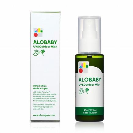 ALOBABY アロベビー UV&アウトドアボディミスト